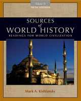 9780495913184-0495913189-Sources of World History, Volume II