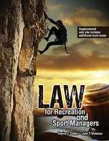 9781465210548-1465210547-Law for Recreation and Sport Managers