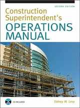 9780071502412-0071502416-Construction Superintendent Operations Manual