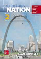 9781259284755-1259284751-The Unfinished Nation: A Concise History of the American People Volume 2