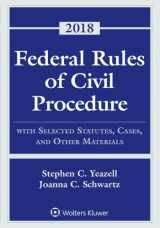 9781454894834-1454894830-Federal Rules of Civil Procedure: With Selected Statutes, Cases, and Other Materials, 2018 (Supplements)