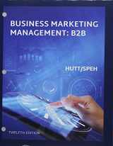 9781337496483-1337496480-Bundle: Business Marketing Management B2B, Loose-Leaf Version, 12th + MindTap Marketing, 1 term (6 months) Printed Access Card