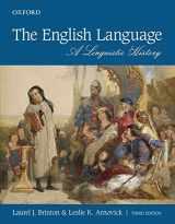 9780199019151-0199019150-The English Language: A Linguistic History