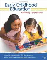 9781412973458-1412973457-Early Childhood Education: Becoming a Professional