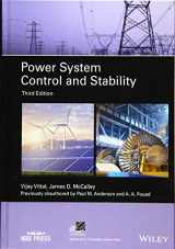 9781119433712-1119433711-Power System Control and Stability (IEEE Press Series on Power Engineering)