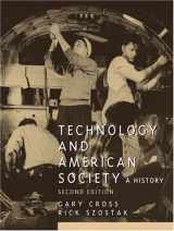 9780131896437-0131896431-Technology and American Society (2nd Edition)