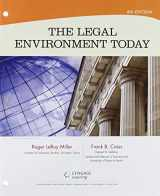 9781305704930-1305704932-Bundle: The Legal Environment Today, Loose-Leaf Version, 8th + MindTap Business Law, 1 term (6 months) Printed Access Card