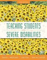 9780133104653-0133104656-Teaching Students with Severe Disabilities, Loose-Leaf Version (5th Edition)