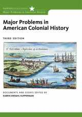 9780495912996-0495912999-Major Problems in American Colonial History (Major Problems in American History Series)