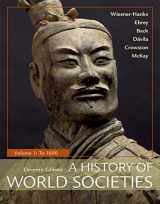 9781319059293-1319059295-A History of World Societies, Value Edition, Volume 1: To 1600