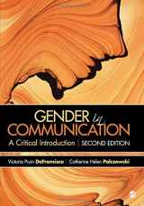 9781452220093-1452220093-Gender in Communication: A Critical Introduction