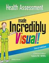 9781496325143-1496325141-Health Assessment Made Incredibly Visual (Incredibly Easy! Series®)