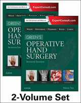 9781455774272-1455774278-Green's Operative Hand Surgery, 2-Volume Set