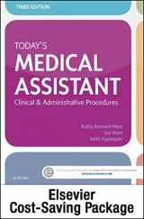 9780323312073-0323312071-Today's Medical Assistant - Text and Study Guide Package: Clinical and Administrative Procedures