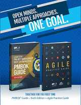 9781628253825-1628253827-A Guide to the Project Management Body of Knowledge (PMBOK(R) Guide–Sixth Edition / Agile Practice Guide Bundle (Pmbok Guide)