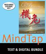9781337129886-1337129887-Bundle: Crisis Intervention Strategies, Loose-leaf Version, 8th + MindTap Counseling, 1 term (6 months) Printed Access Card