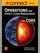 9781259663000-1259663000-Connect Access Card for Operations and Supply Chain Management: The Core