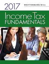 9781305872738-1305872738-Income Tax Fundamentals 2017 (with H&R Block™ Premium & Business Access Code for Tax Filing Year 2016)