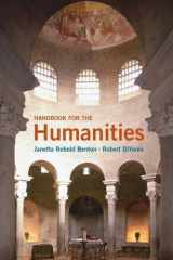 9780205949786-0205949789-Handbook for the Humanities Plus NEW MyLab Arts with eText -- Access Card Package