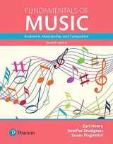 9780134491387-0134491386-Fundamentals of Music: Rudiments, Musicianship, and Composition, Books a la Carte (What's New in Music)