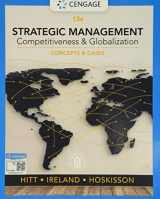 9780357033838-0357033833-Strategic Management: Concepts and Cases: Competitiveness and Globalization (MindTap Course List)