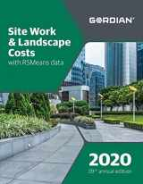 9781950656172-1950656179-Site Work & Landscape Costs with Rsmeans Data: 60280 (Means Site Work and Landscape Cost Data)