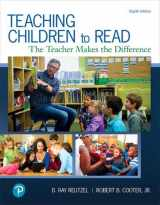 9780134694887-0134694880-Teaching Children to Read: The Teacher Makes the Difference, with Revel -- Access Card Package (What's New in Literacy)
