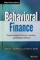 9781118300190-111830019X-Behavioral Finance