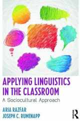 9780415633161-0415633168-Applying Linguistics in the Classroom