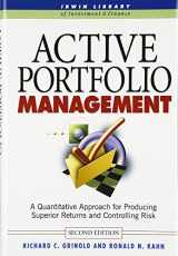 9780070248823-0070248826-Active Portfolio Management: A Quantitative Approach for Producing Superior Returns and Controlling Risk