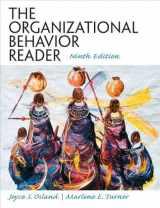 9780136125518-0136125514-Organizational Behavior Reader, The