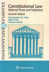 9781454864226-1454864222-Constitutional Law, National Power and Federalism (Examples & Explanations)