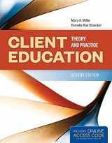 9781284085037-1284085031-Client Education: Theory and Practice: Theory and Practice