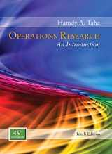 9780134444017-0134444019-Operations Research: An Introduction (10th Edition)