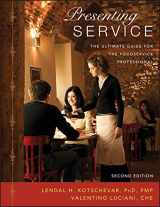 9780471475781-0471475785-Presenting Service: The Ultimate Guide for the Foodservice Professional, 2nd Edition