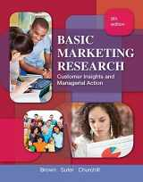9781133188544-1133188540-Basic Marketing Research (with Qualtrics Printed Access Card) (TEST series page)