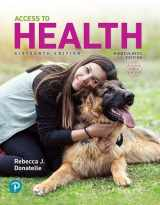 9780135173794-0135173795-Access to Health (16th Edition)