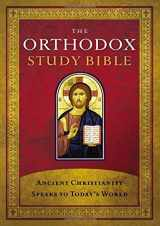 9780718003593-0718003594-The Orthodox Study Bible, Hardcover: Ancient Christianity Speaks to Today's World