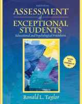 9780205608393-0205608396-Assessment of Exceptional Students: Educational and Psychological Procedures (8th Edition)