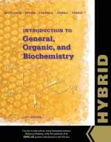 9781305105898-1305105893-Introduction to General, Organic and Biochemistry, Hybrid Edition (with OWLv2 with MindTap Reader, 4 terms (24 months) Printed Access Card)