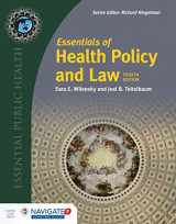 9781284151589-1284151581-Essentials of Health Policy and Law (Essential Public Health)