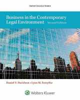 9781454873518-1454873515-Business in the Contemporary Legal Environment (Aspen College)