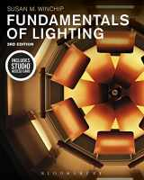 9781501320927-1501320920-Fundamentals of Lighting: Bundle Book + Studio Access Card
