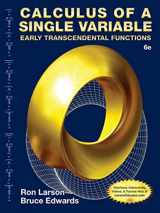9781285774794-1285774795-Calculus of a Single Variable: Early Transcendental Functions
