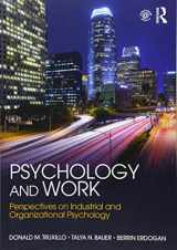 9781848725089-1848725086-Psychology and Work: Perspectives on Industrial and Organizational Psychology