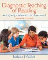 9780132316514-013231651X-Diagnostic Teaching of Reading: Techniques for Instruction and Assessment (Myeducationlab)