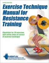 9781492506928-1492506923-Exercise Technique Manual for Resistance Training