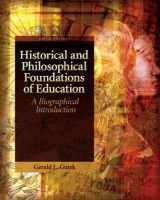 9780137152735-0137152736-Historical and Philosophical Foundations of Education: A Biographical Introduction