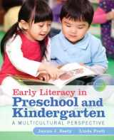 9780133830903-013383090X-Early Literacy in Preschool and Kindergarten: A Multicultural Perspective, Pearson eText with Loose-Leaf Version -- Access Card Package