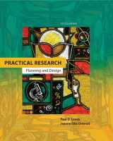 9780132693240-0132693240-Practical Research: Planning and Design (10th Edition)
